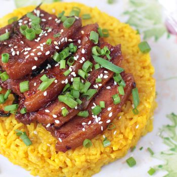 Korean Spicy Marinated Pork