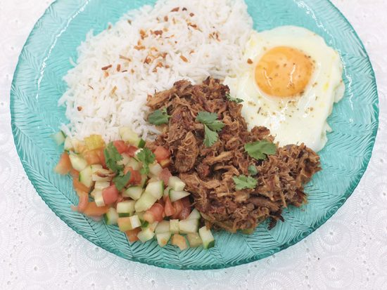 """Carnitas: Mexican """"Little Meats"""" Dish"""