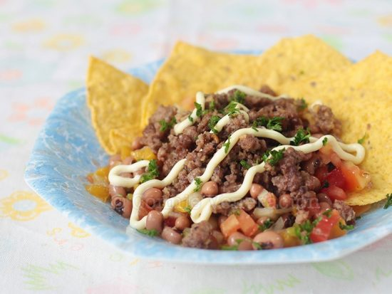 Beef and Bean Salad