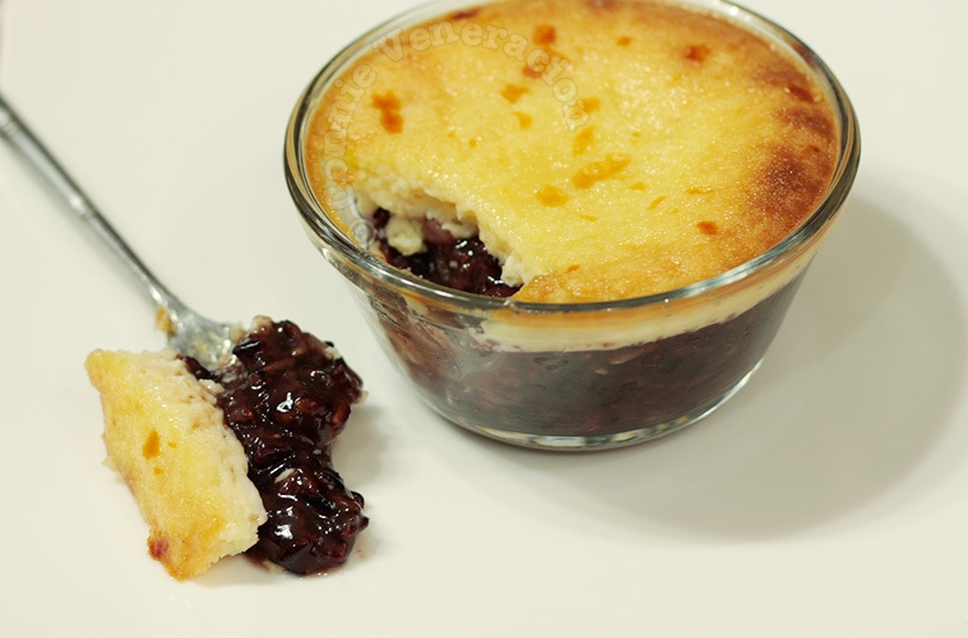 Black Sticky Rice Pudding | casaveneracion.com