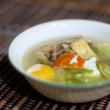 Free Range Chickens Make the Tastiest Broth