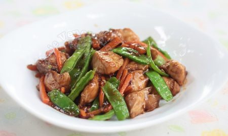 Recipes for Stir Fries