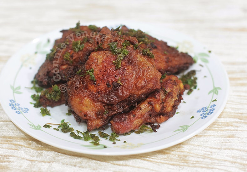 18th Century Fried Chicken | casaveneracion.com