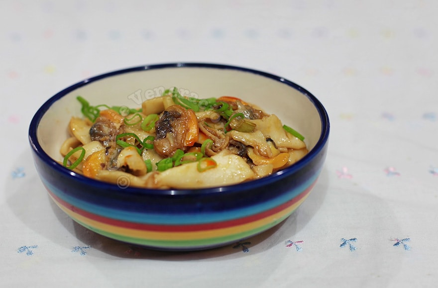 Clams Hor Fun | casaveneracion.com
