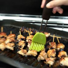 Yakitori: Japanese Grilled Skewered Chicken