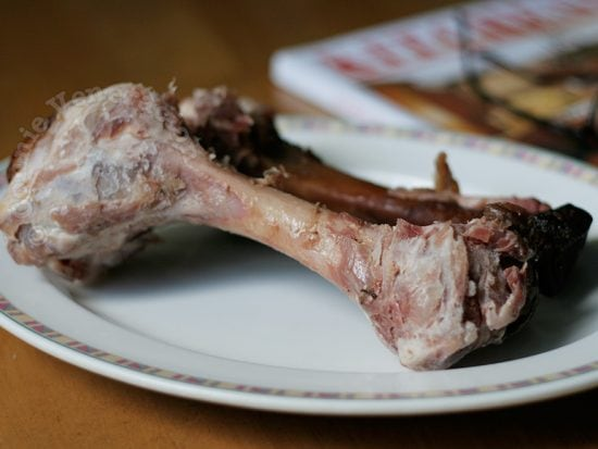 Why You Shouldn't Throw Away Ham Bone