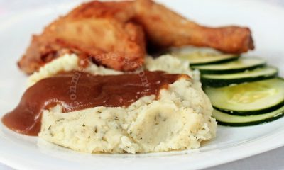 The Ultimate Guide to Mashed Potatoes and Gravy