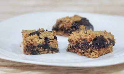 Nutty Revel Bars