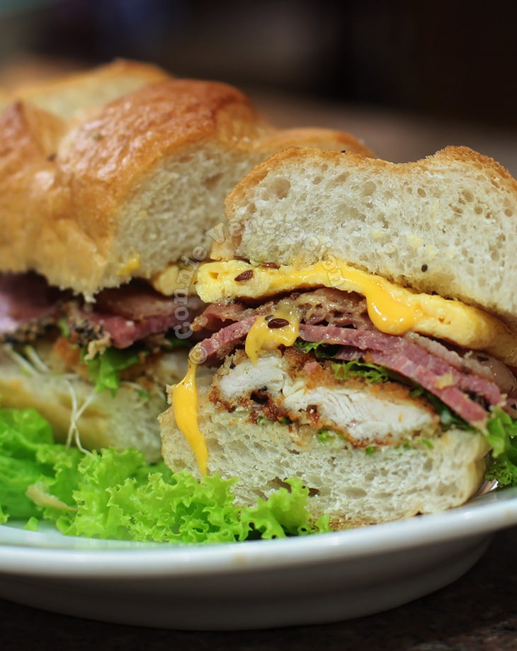 Sam's Farmhouse Sandwich