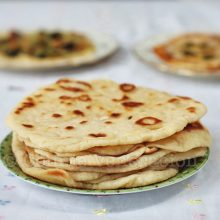 An Introduction to Flatbread and a Garlic Naan Recipe