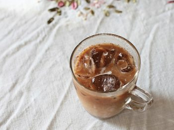 Cinnamon and Spiced Rum Coffee