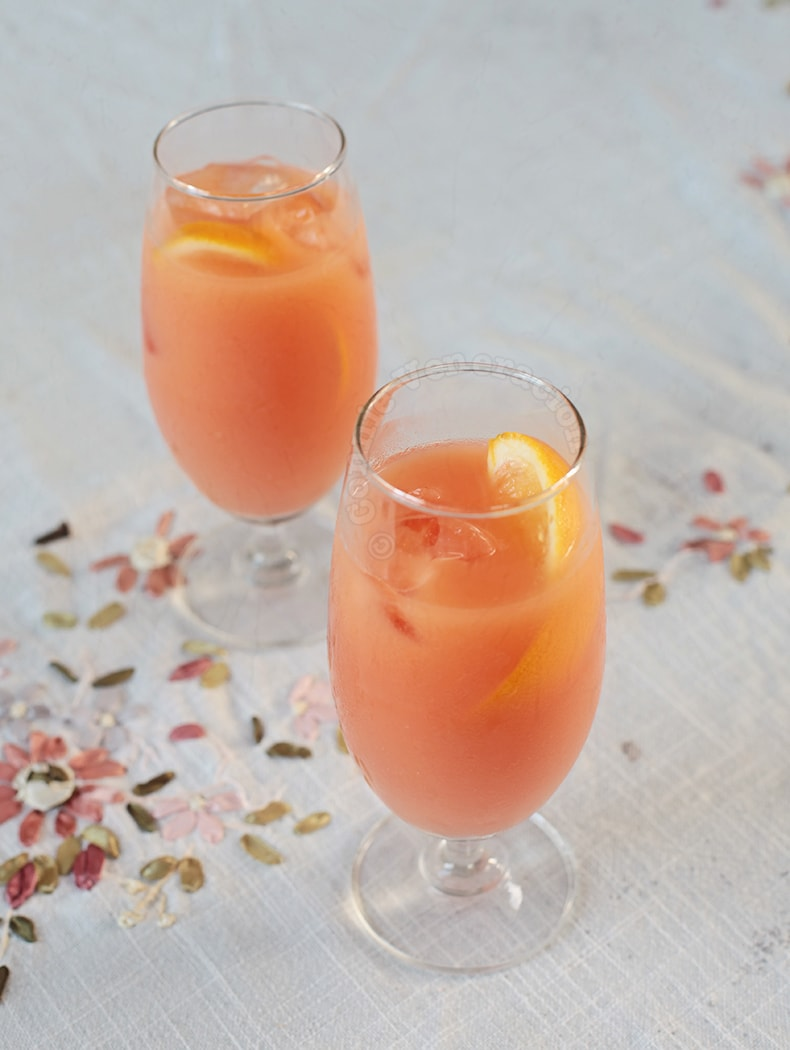 Campari Orange Cocktail | casaveneracion.com