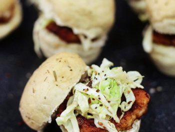 Chicken Fried Steak Sliders
