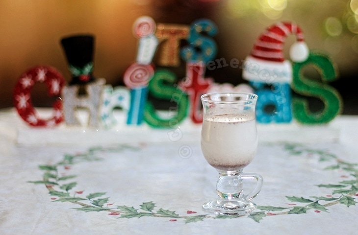 Coquito: A Puerto Rican Christmas Drink