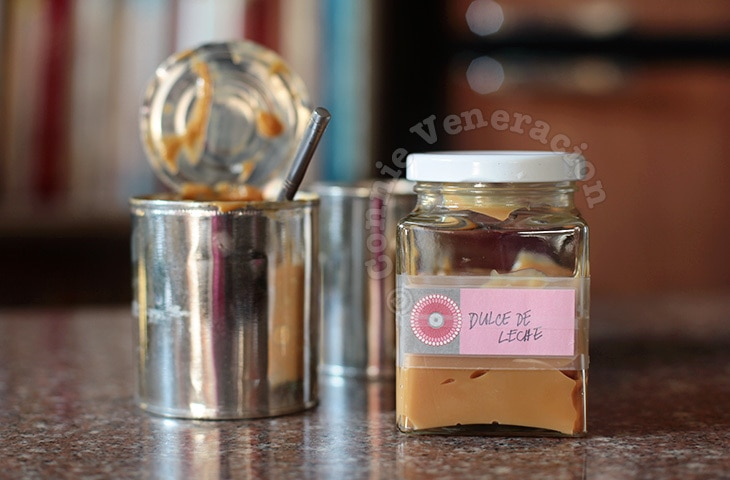 Handmade Holiday Food Gifts: Dulce de Leche