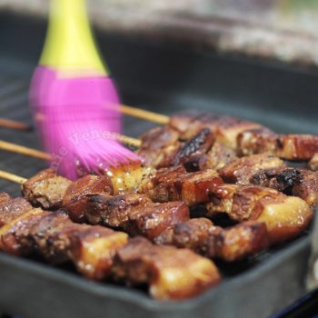 Grilled Pork Adobo