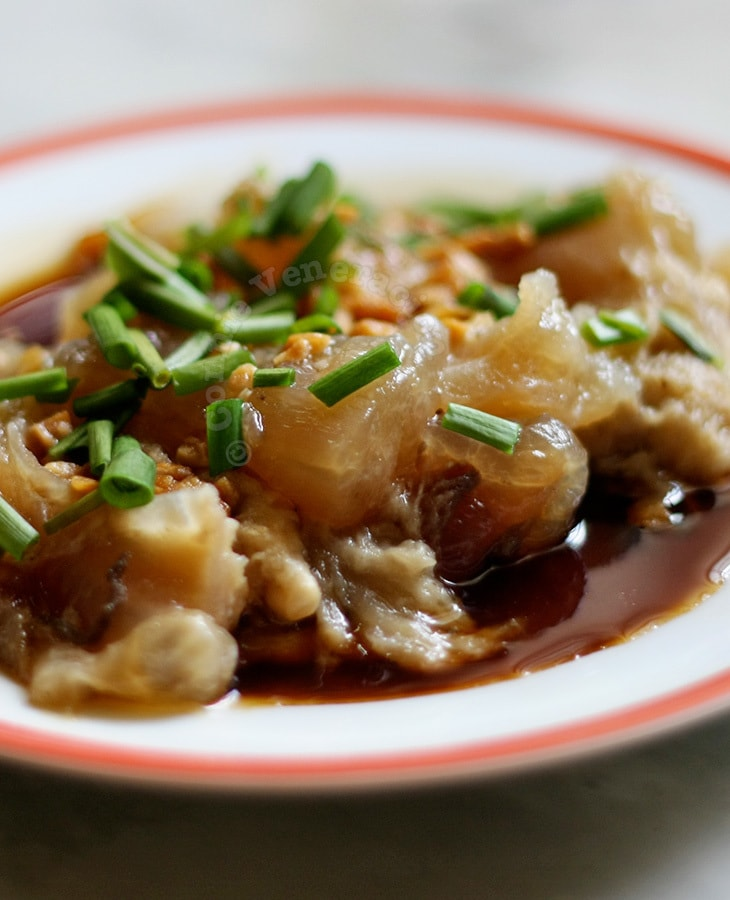 Slow Cooker Chinese-style Beef Tendon
