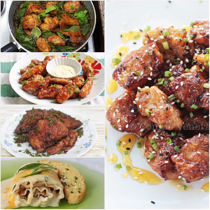 Favorite Chicken Recipes from 2016