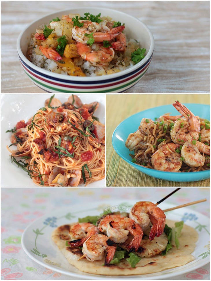 Favorite Seafood Recipes from 2016