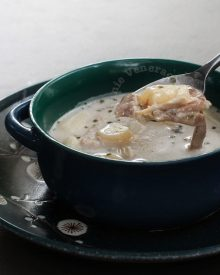 Duck and White Asparagus Soup