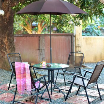 Finally, New Outdoor Furniture!