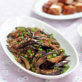 Chinese Chili Garlic Eggplant