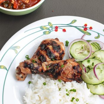 Lemon-lime Grilled Chicken