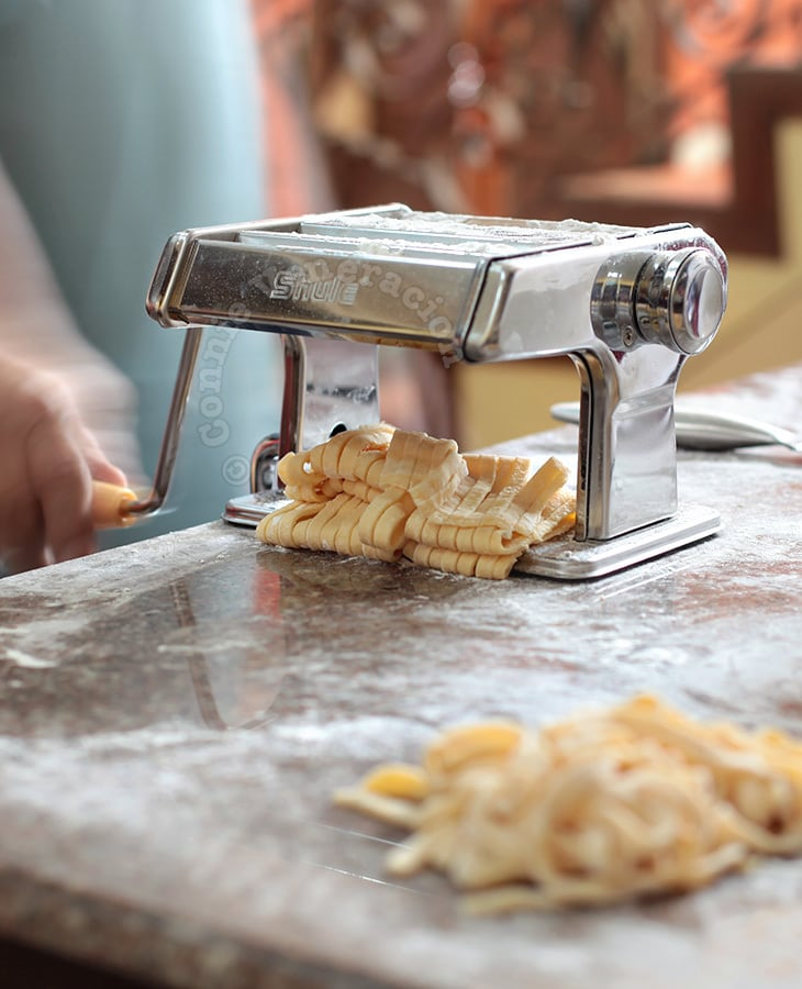 Useful Notes for Making Pasta