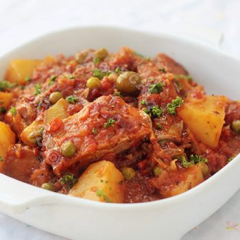 Spanish Beef Stew (Estofado)