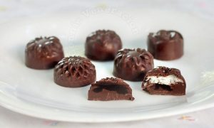Handcrafted Chocolate With Assorted Fillings