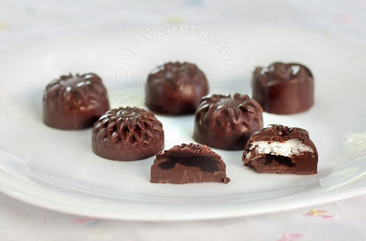 Handcrafted Chocolate With Assorted Fillings | casaveneracion.com