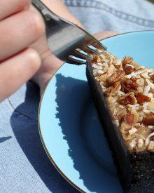7 Iconic Foods Named After Real People: German Chocolate Cake