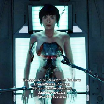 Ghost in the Shell Gave Me a Headache