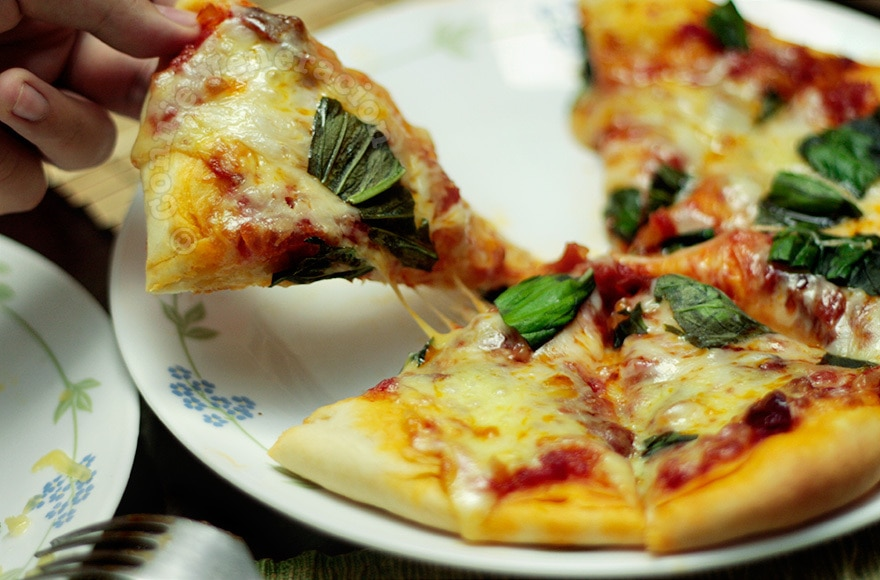 7 Iconic Foods Named After Real People: Pizza Margherita