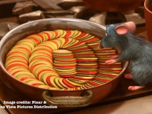 """Pixar Got It Wrong. Remy's Masterpiece is """"Tian"""", Not """"Ratatouille"""""""