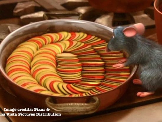"Pixar Got It Wrong. Remy's Masterpiece is ""Tian"", Not ""Ratatouille"""