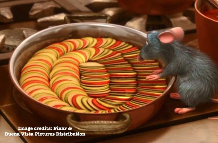 "Pixar Got It Wrong. Remy's Masterpiece is ""Tian"", Not ""Ratatouille"" 