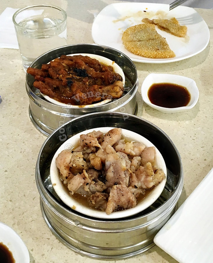 The Dimsum Place: Cheap Prices, Mediocre Food