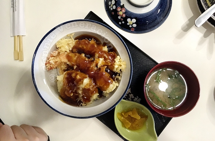 Nobuan Japanese Cuisine: The View Is Better Than The Food