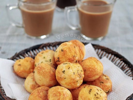 Gougères: French Cheese Puffs