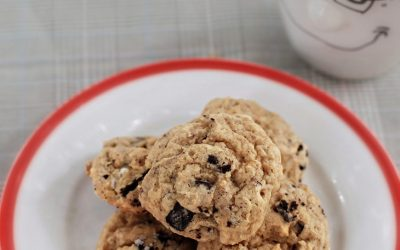 Alex's Oreo Cream Cheese Cookies