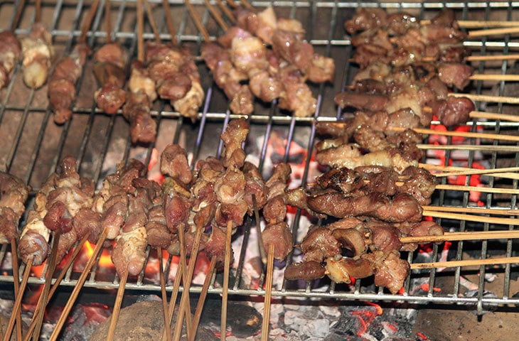 Ultimate Southeast Asian BBQ Party