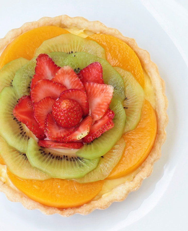 Alex's Fruit Tart