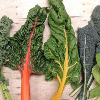 Kale: Varieties and Suggested Cooking Methods