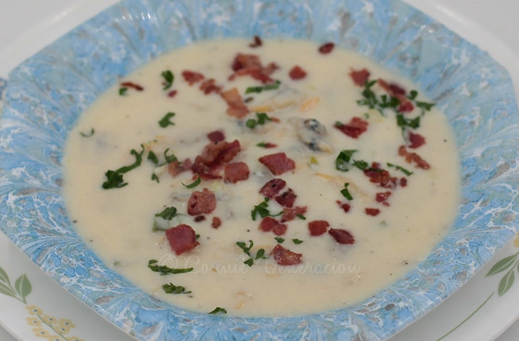 Got Leftover Mashed Potatoes? Make Clam Chowder!