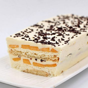 Alex's Mango Icebox Cake