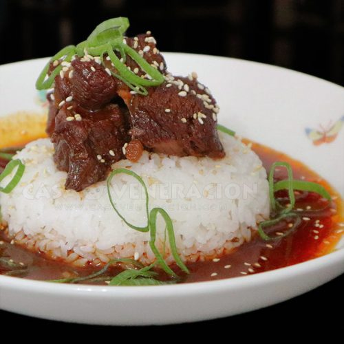 How to Cook Korean Beef Stew a la House of Kimchi