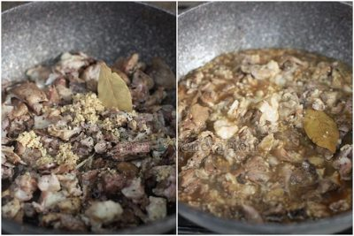 How To Make Pork Adobo Hash (Cooked With Scrap Meat)
