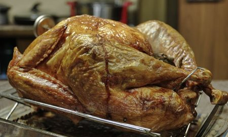 Roast turkey is not just about sticking the bird in the oven. How to thaw, pros and cons of stuffing and ensuring doneness are important considerations.