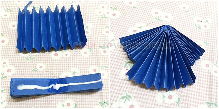 How To Make Origami Angels To Hang On Your Christmas Tree